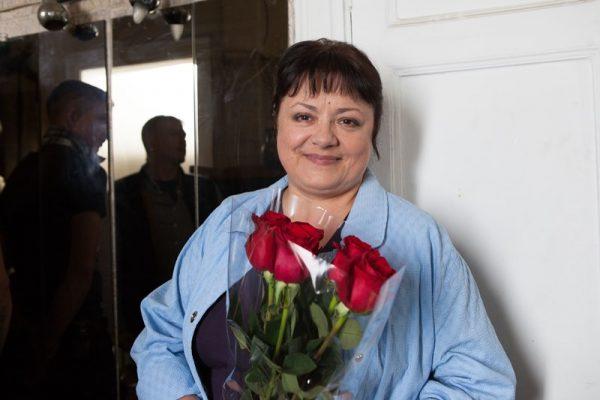 Елена Цыплакова: биография