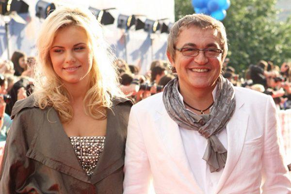 К юбилею Дмитрия Диброва: женитьба на внучке отчима и новая молодая жена