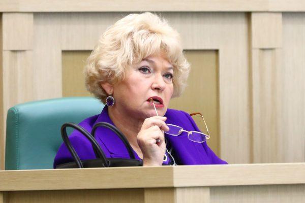 Людмила Нарусова: биография, личная жизнь