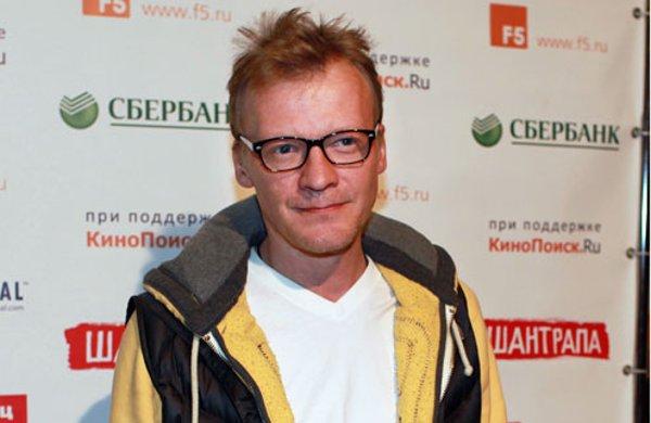 Алексей Серебряков: биография