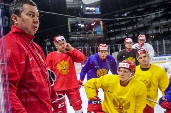 Главный тренер сборной России по хоккею ЧМ 2018: биография, фото