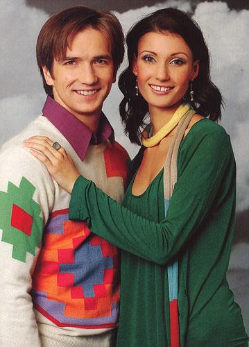 Пётр Красилов и Ирина Шебеко фото