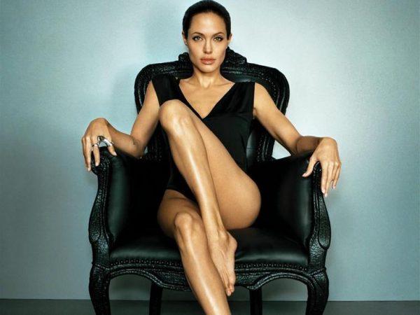 Анджелина Джоли: биография, личная жизнь 2018, фото