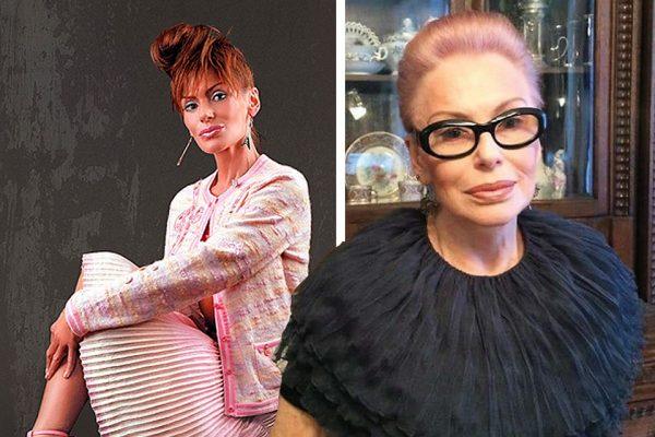 Ирина Понаровская: пластика лица – фото до и после