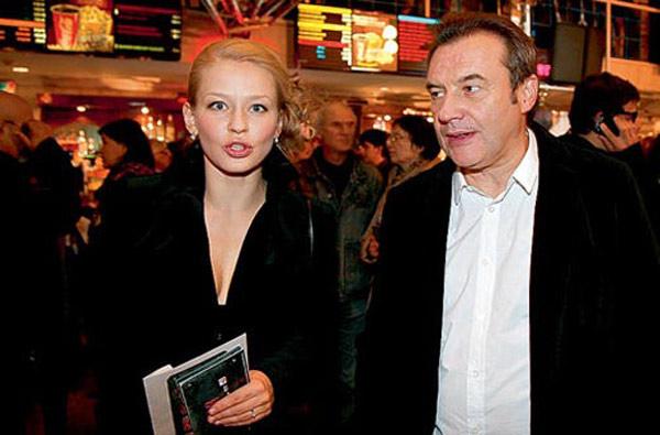 Актриса Юлия Пересильд: биография, личная жизнь