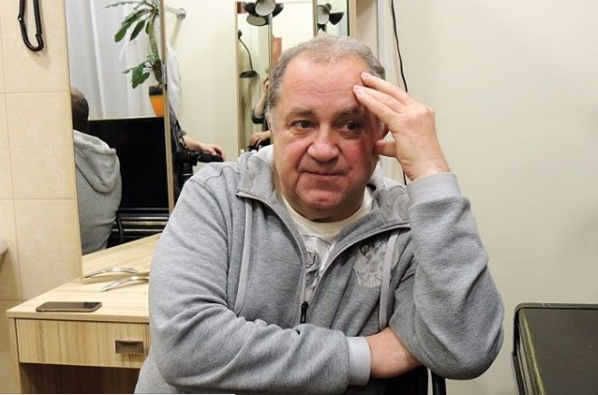 Владимир Стержаков: последние новости о здоровье актера, фото (онкология)