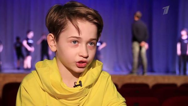 """Рутгер Гарехт финалист """"Голос Дети"""" 2018: биография, фото"""