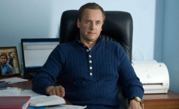 Актер Андрей Соколов: личная жизнь, жена, дети