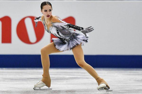 Алина Загитова: национальность фигуристки, биография