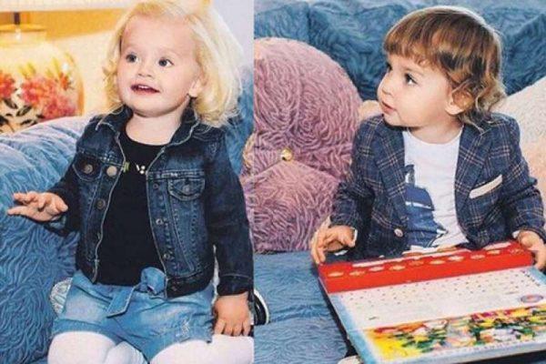 Дети Галкина и Пугачевой: последние фото детей 2018
