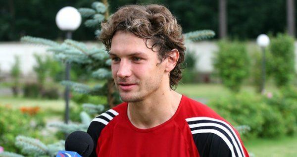 Футболист Дмитрий Сенников: личная жизнь, биография