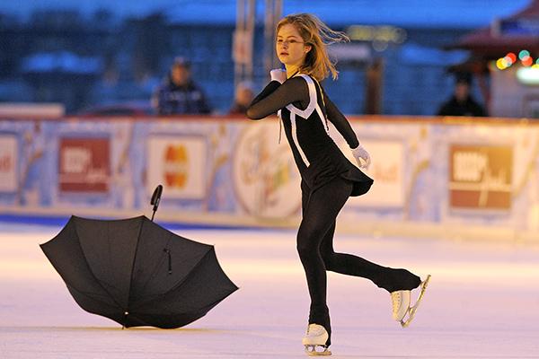 Липницкая Юлия: почему ушла из спорта