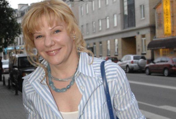Александра Захарова: биография, личная жизнь