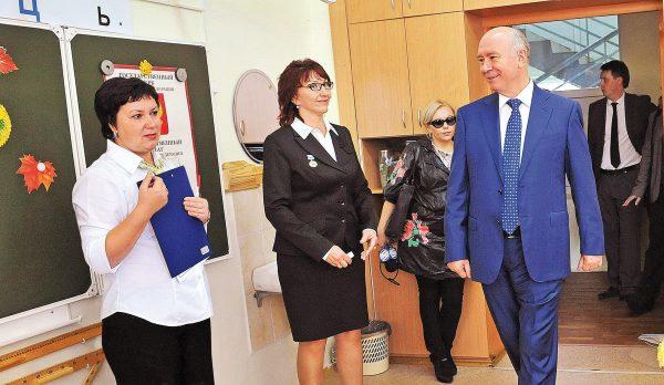 Последние новости о результатах проверки бывшего губернатора Самары Николая Меркушина