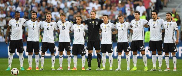 Состав Сборной Германии по футболу на ЧМ 2018: список футболистов