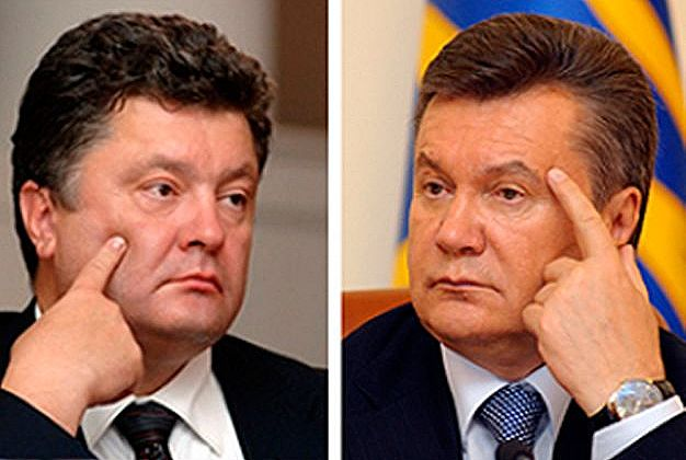 Президент Украины Петр Порошенко: биография