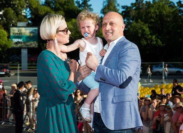 Гоша куценко дети и жены фото