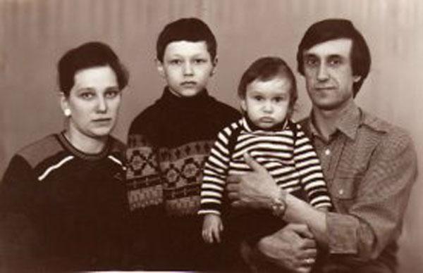 Владимир Тюрин: биография, личная жизнь