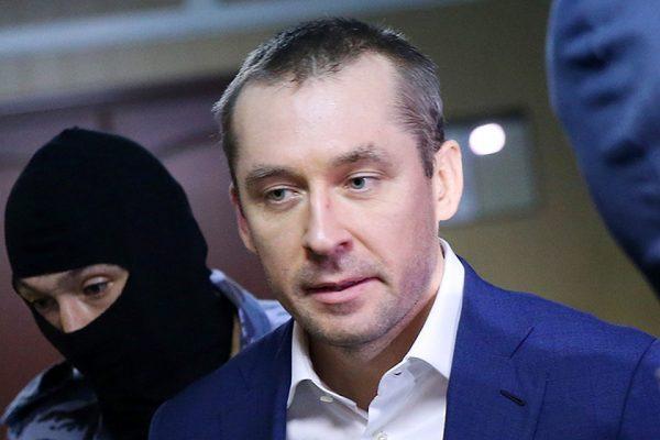 Полковник МВД РФ Дмитрий Захарченко: биография, новости 2018