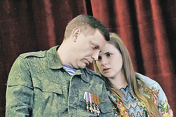 Наталья Захарченко (ДНР): биография, личная жизнь, фото