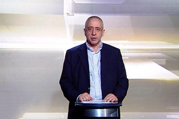 Николай Сванидзе: биография, национальность