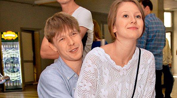 Никита Ефремов с бывшей женой Яной Гладких фото