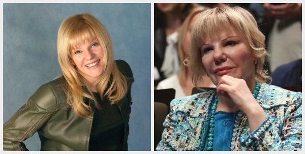 Неудачная пластика дочери известного режиссера Александры Захаровой: фото