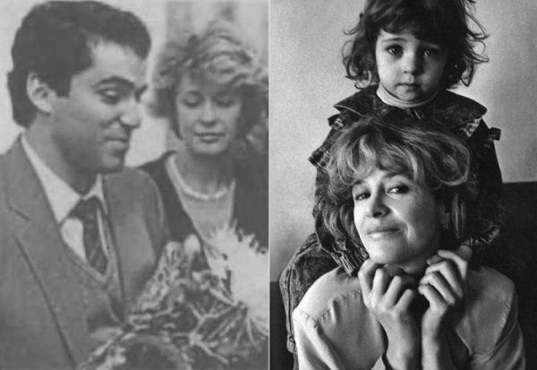 Марина Неелова: личная жизнь, фото дочерей и внуков