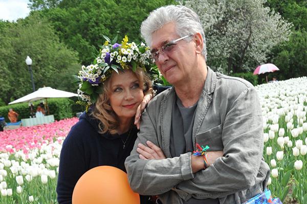 Сергей Мартынов – актер, муж Ирины Алферовой: фото, биография
