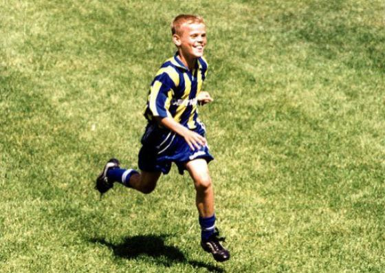 Футболист Александр Кокорин: биография, жена и дети