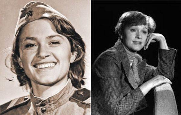 Валентина Талызина: биография, личная жизнь