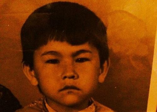 Азамат Мусагалиев в детстве фото