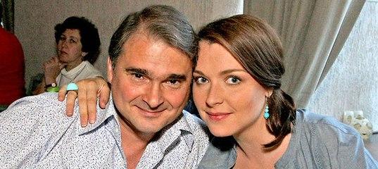 Светлана Антонова со вторым мужем Александром Жигалкиным фото