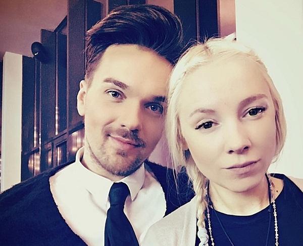 Александр Панайотов и Екатерина Коренева фото