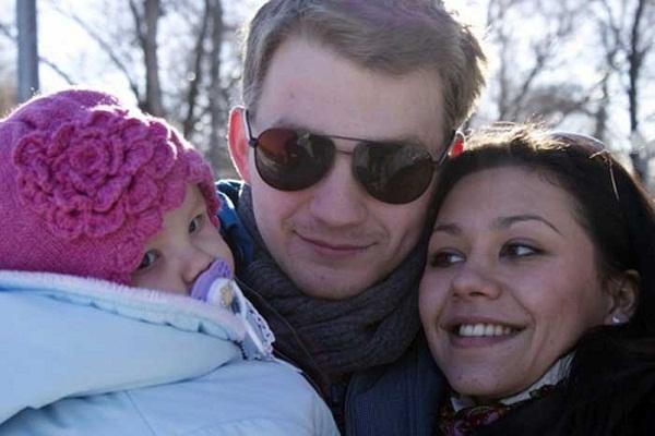 Алексей Демидов жена дети фото