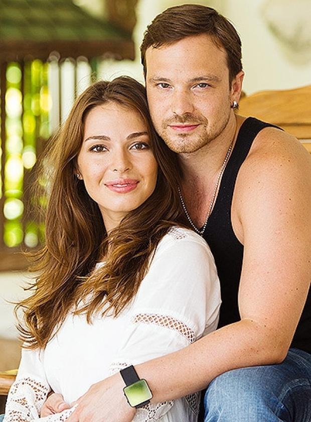 Алексей Чадов жена фото