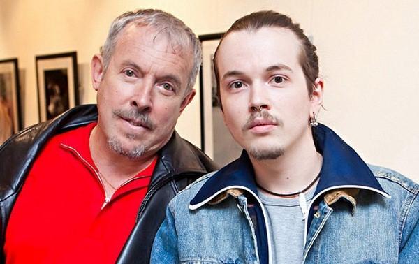 Андрей и Иван Макаревич - Отец и сын фото