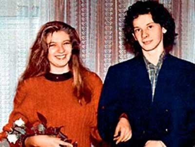 Даниил Спиваковский с первой женой актрисой Анной Ардовой фото