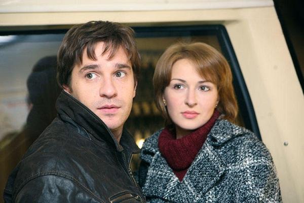 Анна Тараторкина с мужем фото