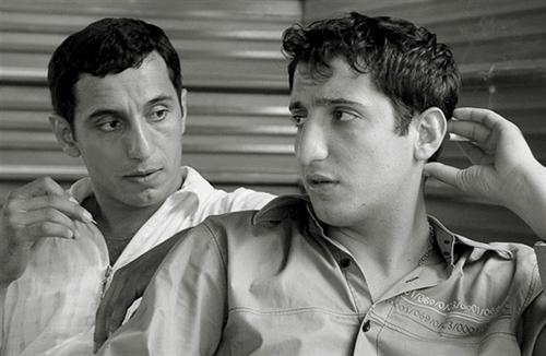Арарат Кещян с братом Ашотом Кещян фото