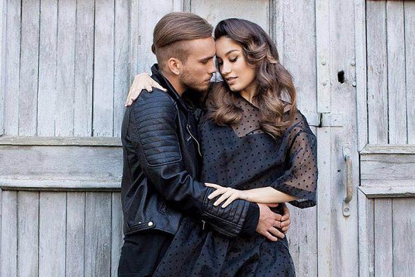Виктория Дайнеко с мужем Дмитрием Клейманом фото