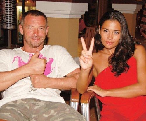 Виктория Полторак с бывшим мужем Максимом Дроздом фото