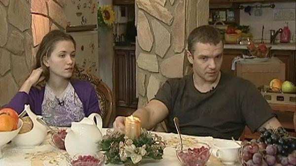 Владимир Епифанцев с женой фото