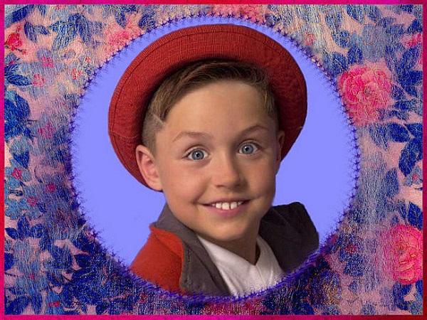 Влад Соколовский в детстве фото