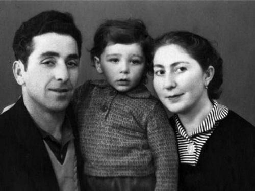 Григорий Лепс с родителями фото