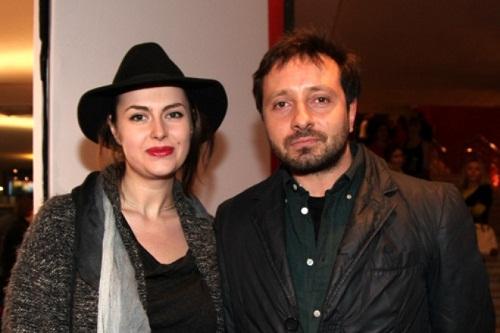 Даниил Белых с женой фото