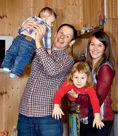 Даниил Спиваковский с семьей женой и детьми фото