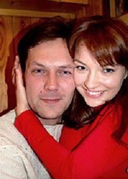 Дмитрий Щербина с бывшей женой Ольгой Павловец фото