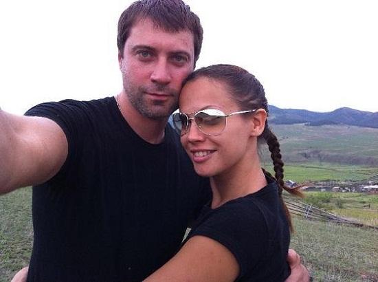 Евгения Серебренникова с мужем фото