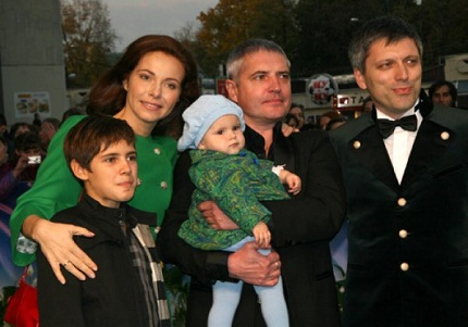 екатерина гусева и ее семья фото